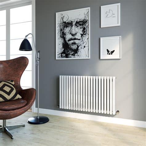 contemporary radiators for living room 600x990mm white square panel designer horizontal radiator contemporary living room other