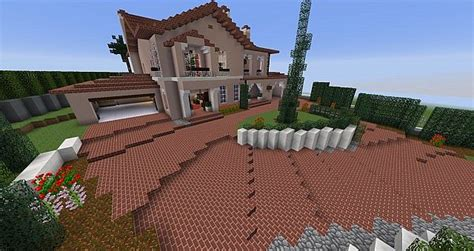 michaels house gta 5 michael s house 1 1 scale remake by n11ck minecraft project
