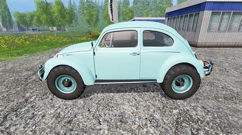 buggy volkswagen 2015 volkswagen beetle 1966 v1 2 buggy for farming simulator 2015