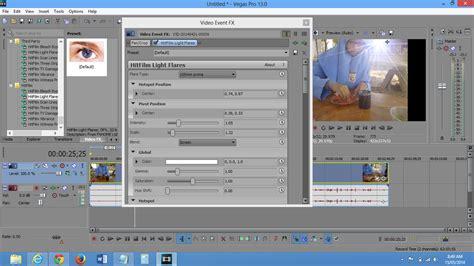 format mxf adalah sony vegas pro 13 dengan plug in terkini zulbmohd