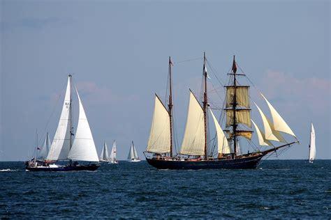 jachty polska żeglarstwo w polsce z wiatrem i pod wiatr