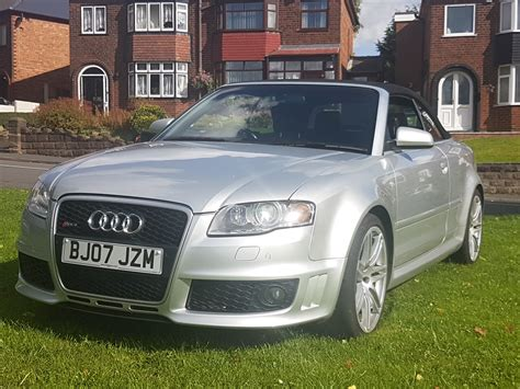 old car owners manuals 1996 audi cabriolet engine 2007 audi rs4 cabriolet classic car auctions
