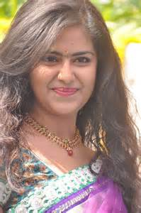 Avika gor in halfsaree photos avika gor telugu serial actress photos