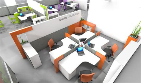 bureau open space agencement bureaux open space id 233 e bureaux entreprise