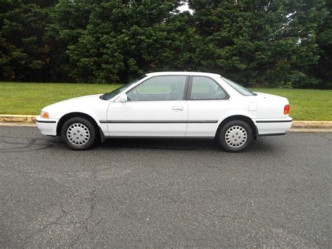 Two Door Accord by 1993 Honda Accord Lx 2 Door Coupe Automatic For Sale