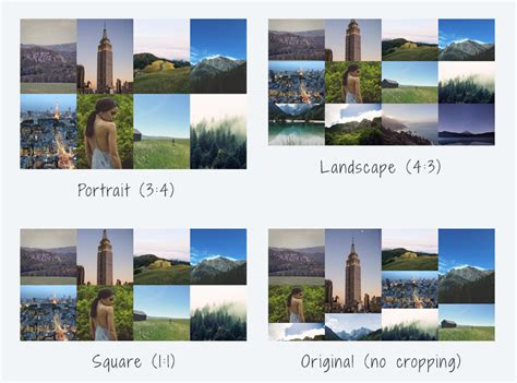 Landscape Photos Aspect Ratio Tempo Best Minimal Portfolio Theme Wpzoom