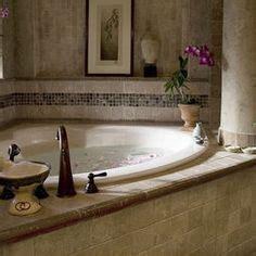Garden Tub Tile Ideas 1000 Images About Bathroom Ideas On Garden Tub Bathroom Showers And Tile Floors