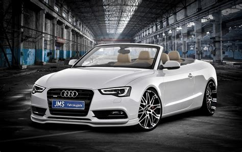 Audi A5 Cabrio Tuning by Audi A5 Cabrio Facelift With Jms Styling Package Car