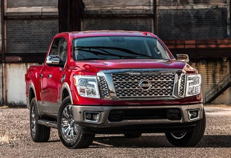 2020 Nissan Titan Updates by 2020 Nissan Titan News Updates V 6 Engine Release