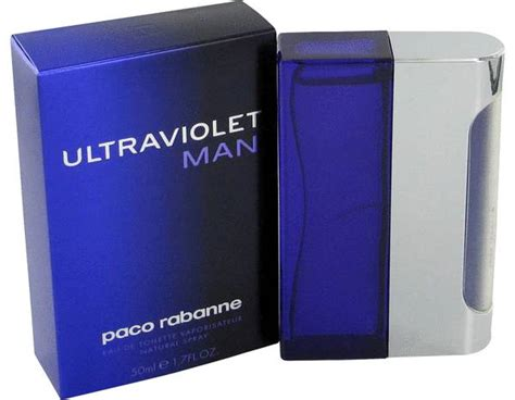 Parfum Ultraviolet ultraviolet cologne for by paco rabanne