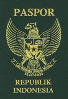 paspor indonesia desain baru paspor diplomatik dan dinas dengan desain baru oleh kemlu