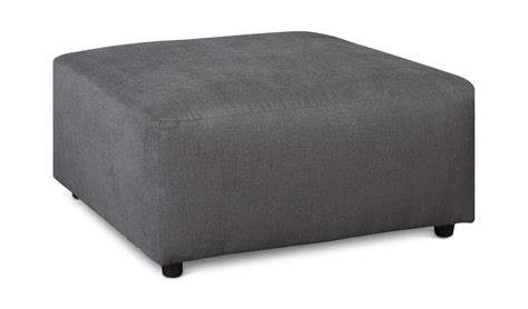 40 inch square ottoman jayce 40 square cocktail ottoman steel dock86