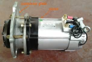 Electric Car Ac Motor Kit Ac Motor 10kw For Electric Car 96v 10kw Induction Motor
