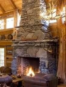 rocky mountain rock fireplaces 34 beautiful stone fireplaces that rock