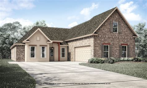 home builders baton rouge new homes in prairieville la level homes germany oaks