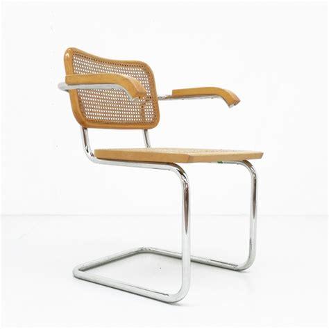 cesca armchair cesca b32 arm chair from the seventies by marcel breuer for cidue 61001