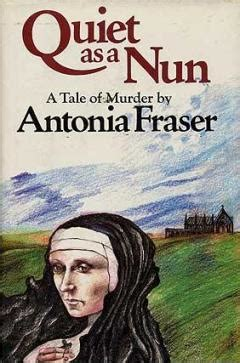 armchair thriller quiet as a nun quiet as a nun wikiwand