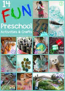 Fun activities for preschoolers we had so much fun trying them out