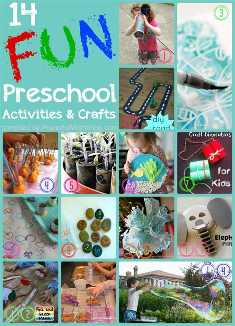 preschool craft activities 13 in 13 our most popular ideas for