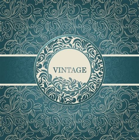 pattern retro vector vector vintage background png free vector download