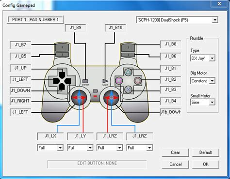 ps3 button layout for pc how to play playstation ps1 psx games on windows pc with