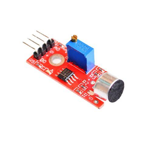 High Sensitivity Sound Microphone Sensor Detection Module For Arduino high sensitivity sound microphone sensor detection module