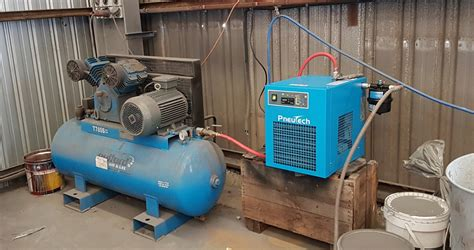 refrigerated compressed air dryers in ga a low cost way to remove water from compressed air
