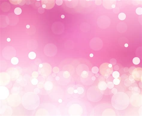 Valentines Day Decoration Free Vector Glossy Pink Sparkles Background Free Vectors