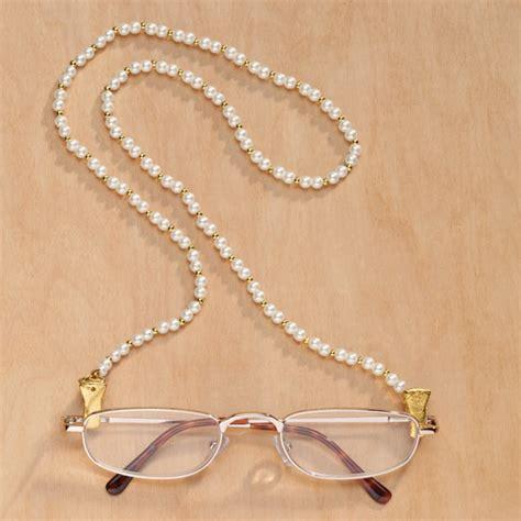 beaded eyeglass chain eyeglass chain necklace