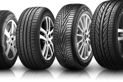 tyre pattern types what do the different types of tyre tread pattern mean