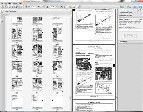 John Deere L120 Manual John Deere Manuals John Deere