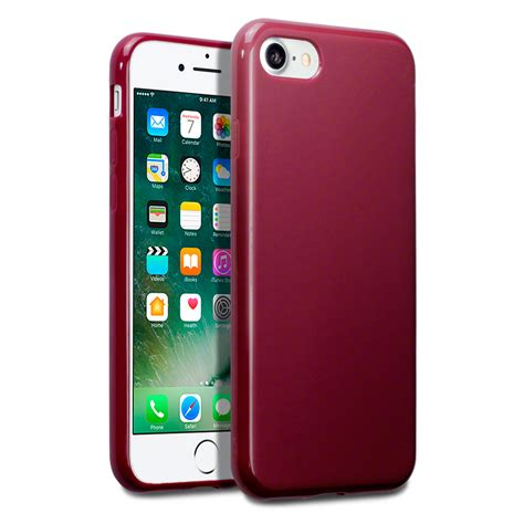Slim Matte Iphone 7 terrapin slim soft thin rubber gel cover for apple