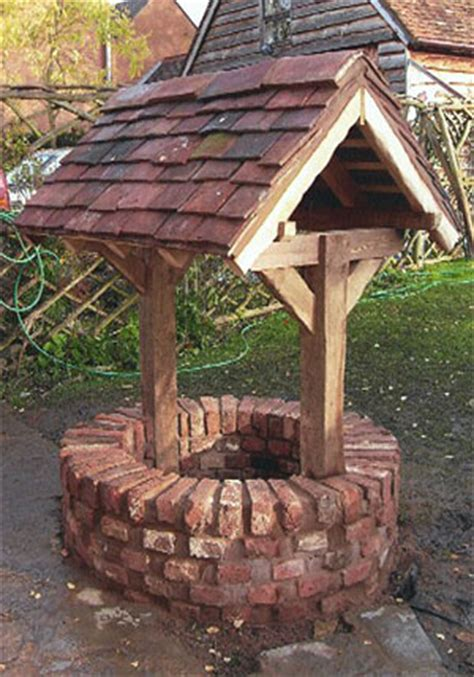 Garden Well by Traditional Garden Well Reconstruction Worcestershire