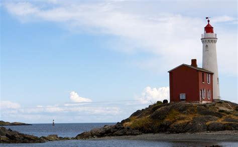 Light Houses - file fisgard lighthouse colwood bc jpg wikimedia commons