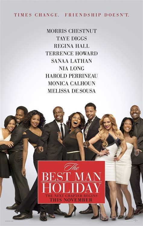 The Best Man Holiday DVD Release Date February 11, 2014