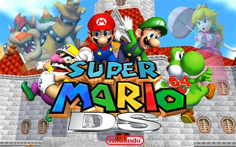 super mario 64 ds wii super mario 64 ds gets an esrb rating for wii u