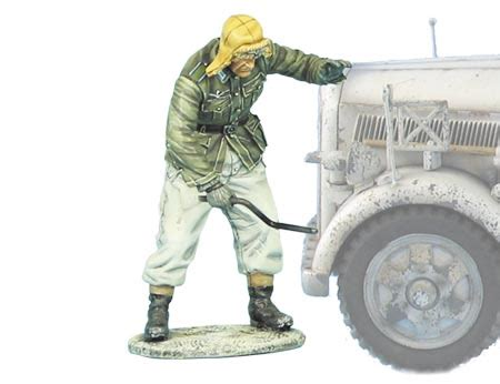 opel blitz cer first legion unpainted resin figure kits