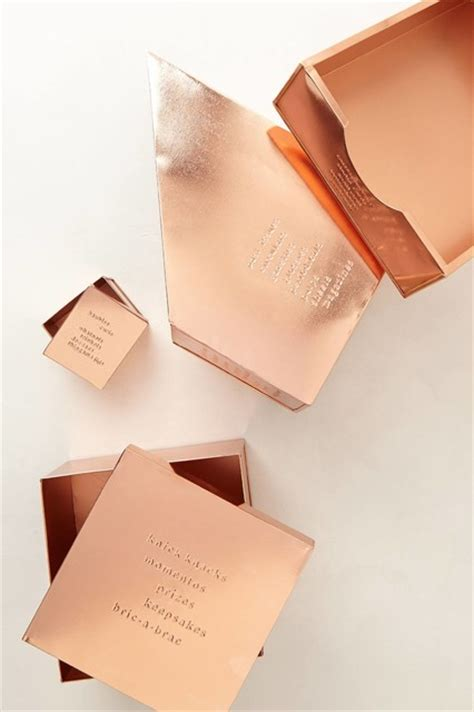 copper desk accessories copper desk collection contemporary desk accessories by anthropologie