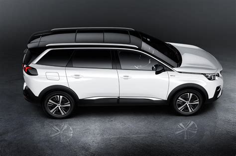 Model Home Interior Designers by 2017 Peugeot 5008 Revealed With Striking New Look Autocar