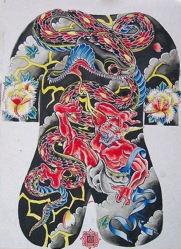 yakuza tattoo design gallery japanese yakuza design tattooimages biz