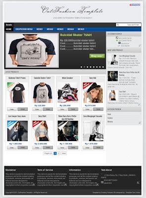 template blogger toko online tanpa cart 2 template blogspot toko online terbaik tanpa shopping cart