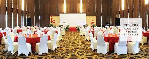 Weddingku Surabaya by Ciputra Golf Club Hotel Surabaya Weddingku