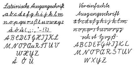 Search Design by Lateinische Ausgangsschrift