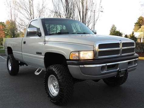 1995 dodge diesel for sale 1995 dodge ram 2500 4x4 12 valve 5 9l cummins diesel