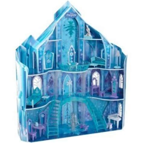 frozen doll house 6 frozen doll house reviews cute ice palace castles for every elsa fan