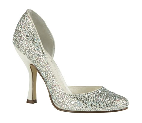 Shoe Bling by Everything But The Dress Bling Wedding Shoes