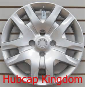 2007 Nissan Sentra Hubcaps New 16 Quot Bolt On Hubcap Wheelcover That Fits 2010 2012