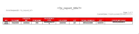 bi publisher data template exle oracle concepts for you bi publisher excel