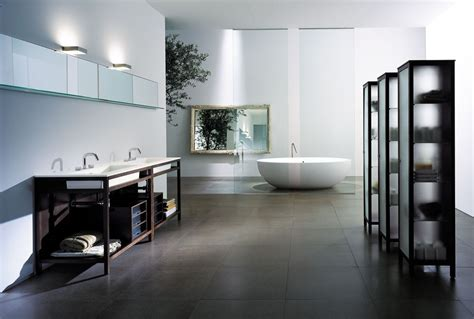 biggest bathroom very big bathroom inspirations from boffi digsdigs