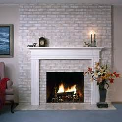painting an brick fireplace simplified bee